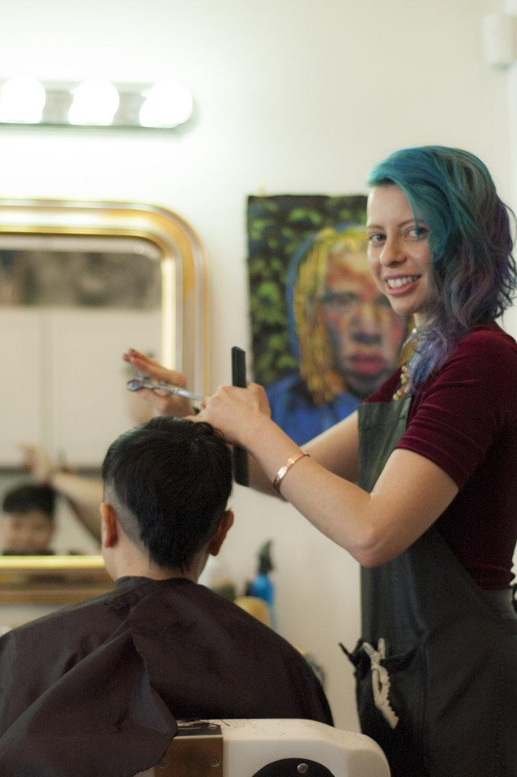 About Gogo Hairstylist