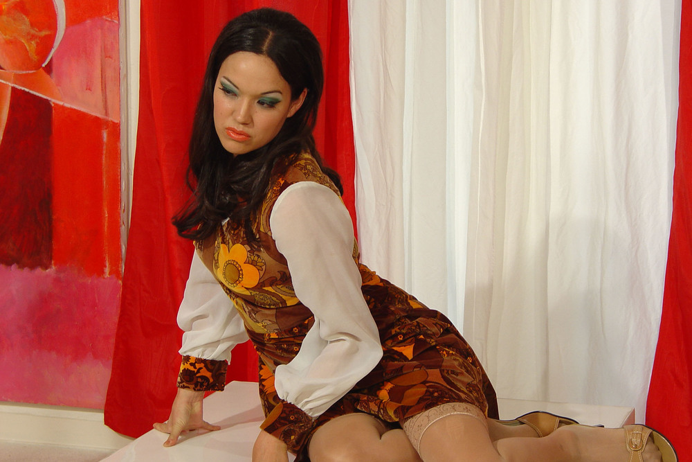 Anna Biller in  Viva,  Courtesy Anna Biller Productions