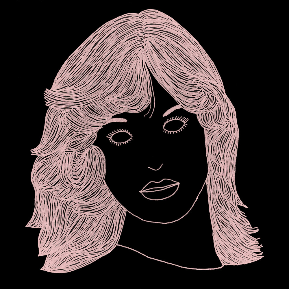 """Dorothy Stratten"" by Kaitlin Martin"