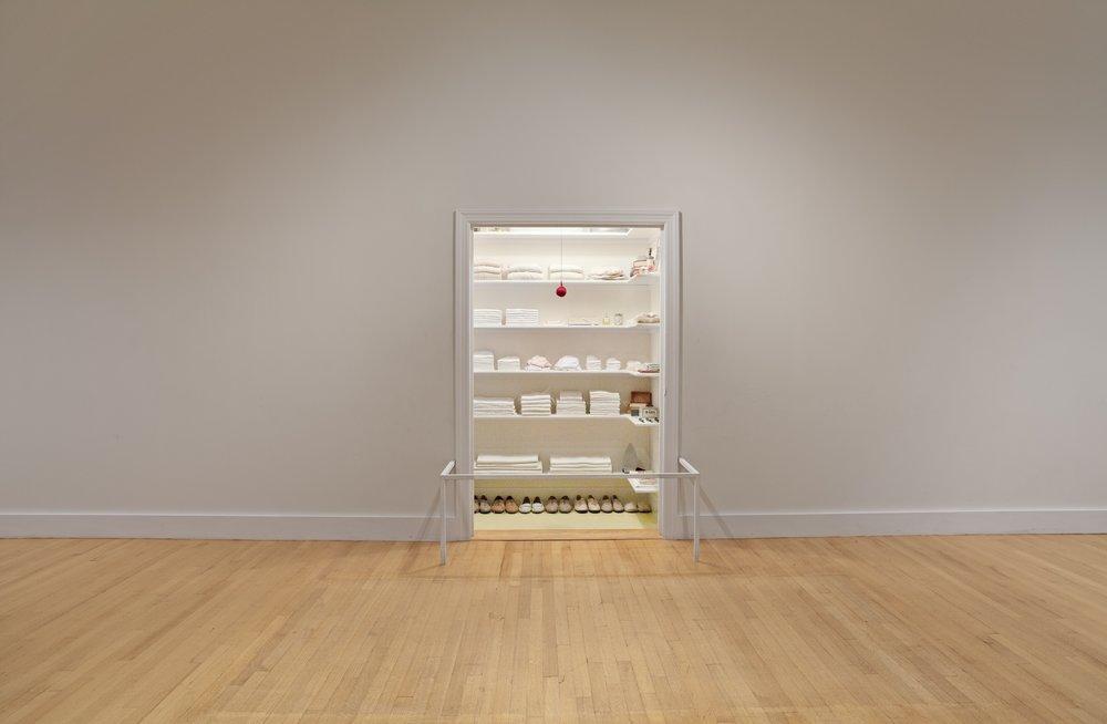 Sara Berman's Closet with Maira Kalman - - The Skirball Cultural Center, L.A. / 2018-Metropolitan Museum of Art, N.Y.C / 2017- Mmuseumm, N.Y.C / 2015