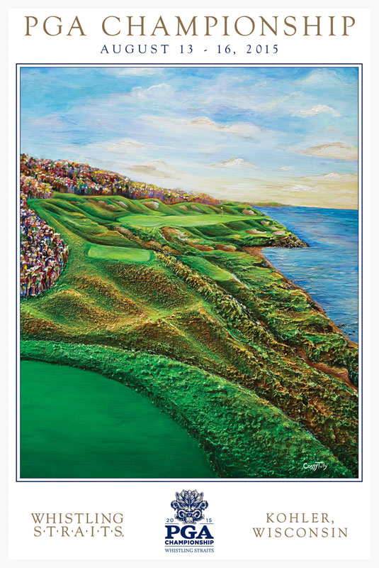 Whistling Straits - Hole #7