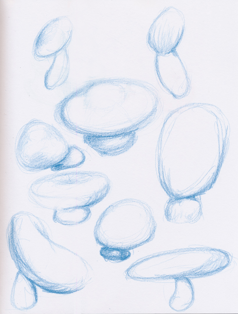 29. Mushrooms