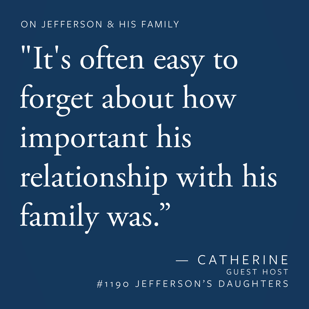 """It's often easy to forget about how important his relationships with his family was."""