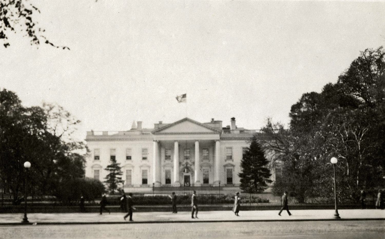 The Death Of Decorum In The White House The Thomas Jefferson Hour