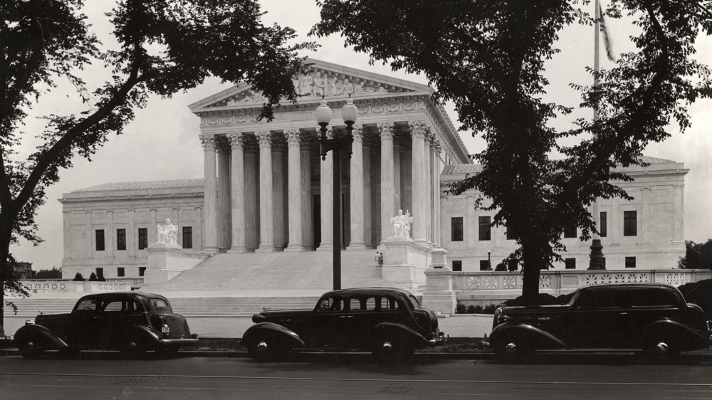 The Supreme Court: Political from the Get Go - The Jefferson Watch