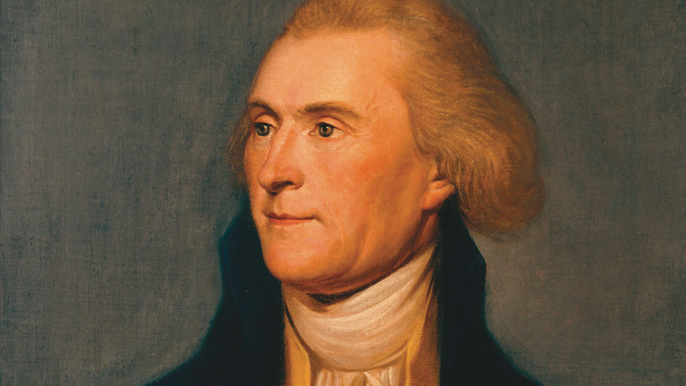 On Jefferson and Leadership - The Jefferson Watch