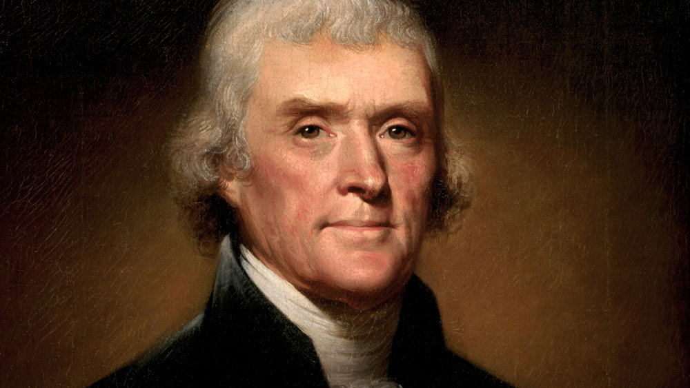 Jefferson's Second American Revolution - The Jefferson Watch