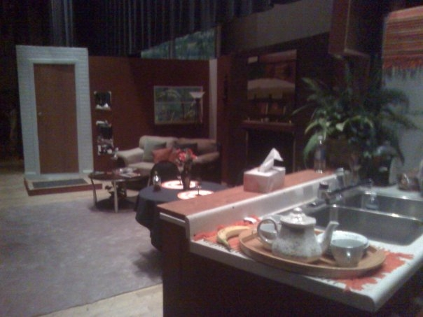 FAM Theatrical Staging