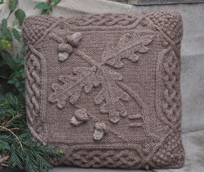 Celtic Oak Pillow Front for Pattern & Web.jpg