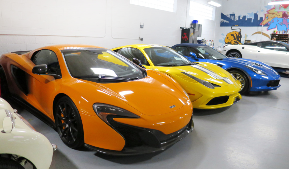 mclaren, ferrari, orange, yellow, blue