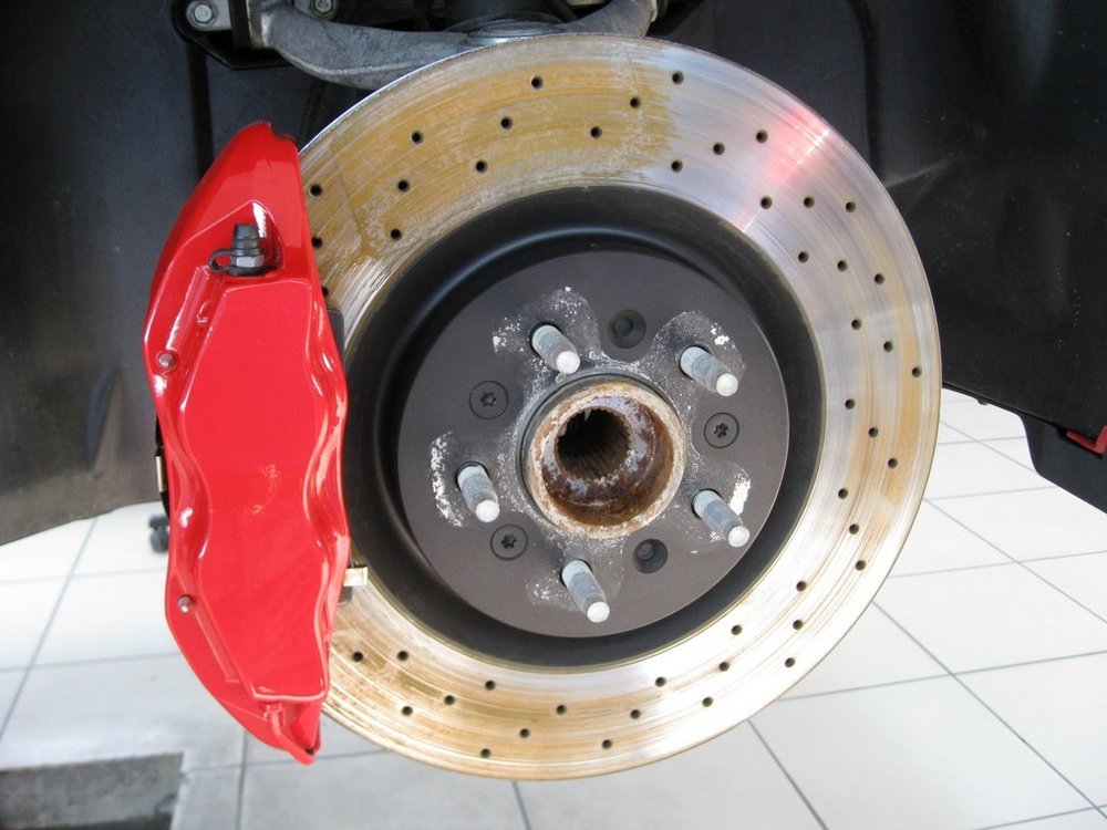 Ford GT Brakes& Calipers (2).JPG