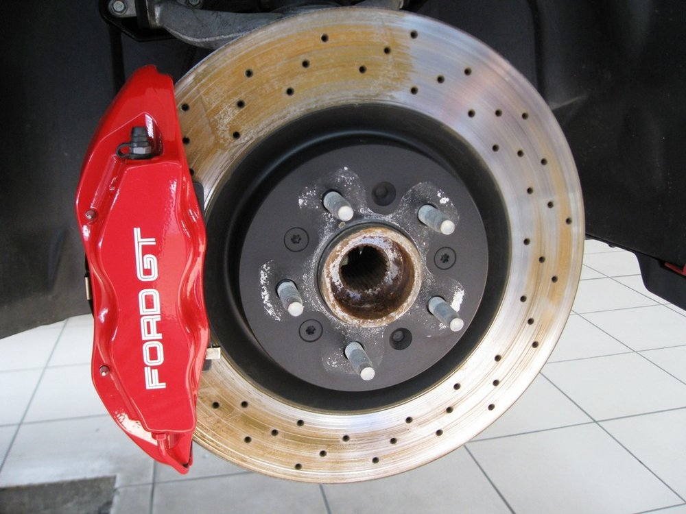 Ford GT Brakes& Calipers (3).JPG