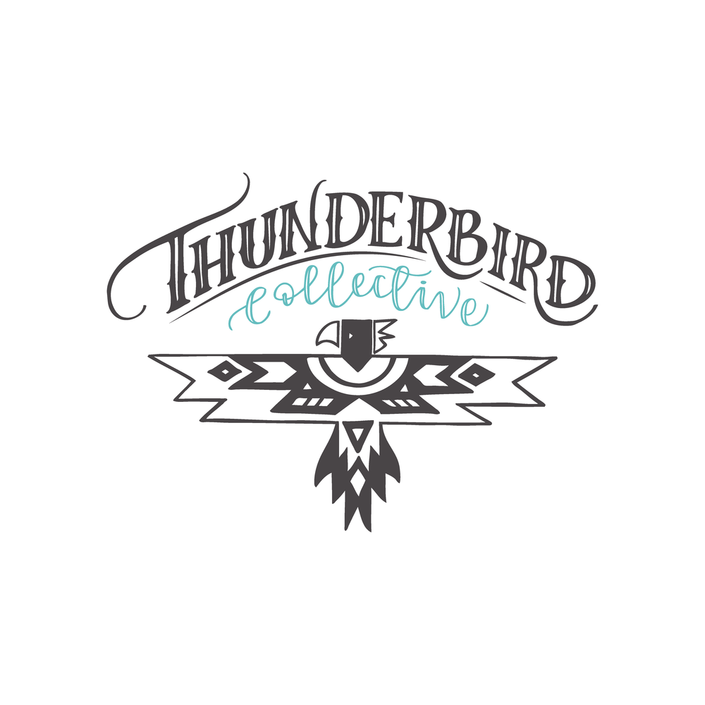 Thunderbird Collective | Logo Design