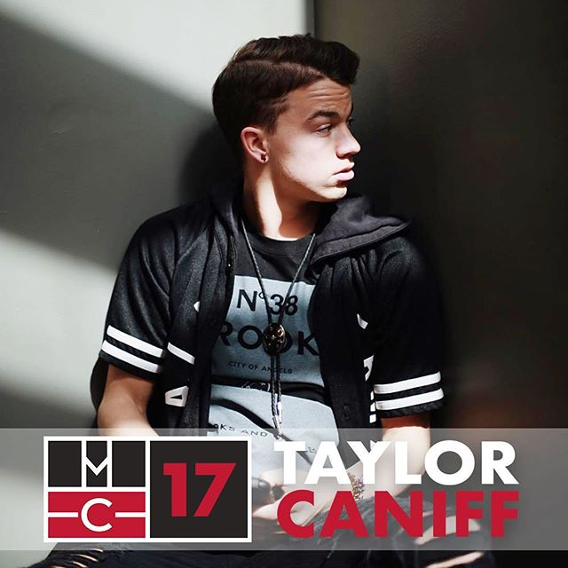 #Magcon2017 • @TaylorCaniff • Tickets available tomorrow!