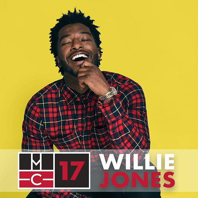 #Magcon2017 • @WillieJones • Tickets available tomorrow!