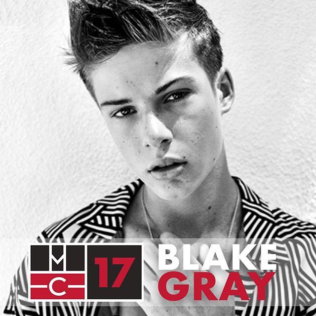 🚨LINEUP ADDITION 🚨 #Magcon2017 announces @BlakeGray!