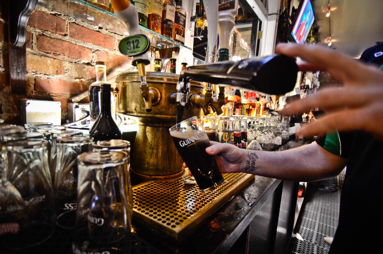 Irish Times Irish Pub San Francisco California