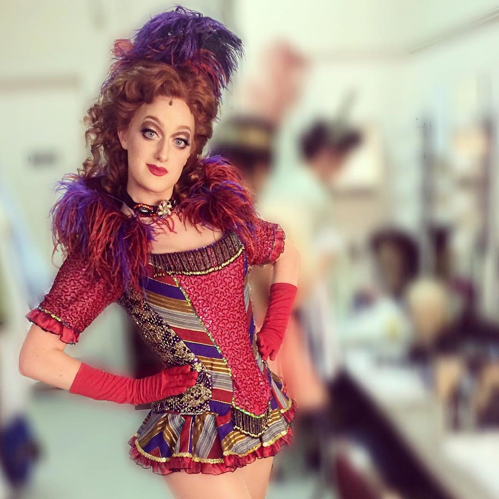 Chloe Fox in  Hello, Dolly!