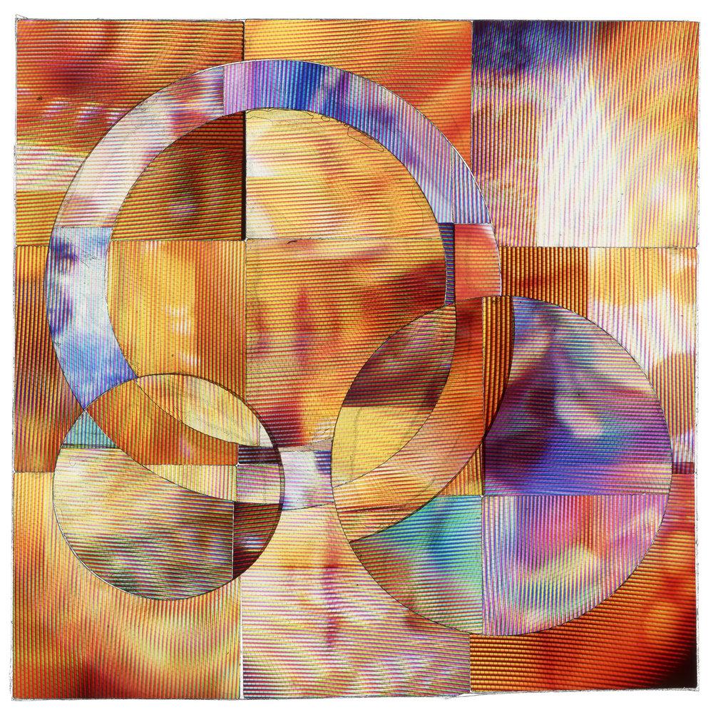 """Color Zen #18,24""""x24"""""""