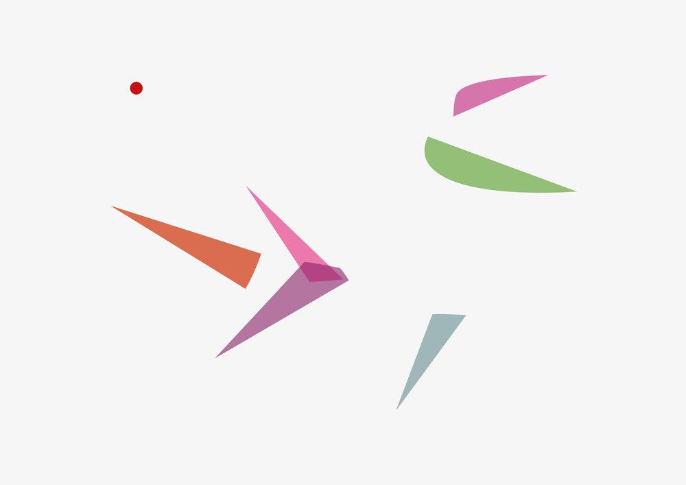 »Entfaltung«  IKONOGRAFIE // Ariella Pavoni Coaching // Je nach Zusammenstellung lassen sich unterschiedliche Themen illustrieren