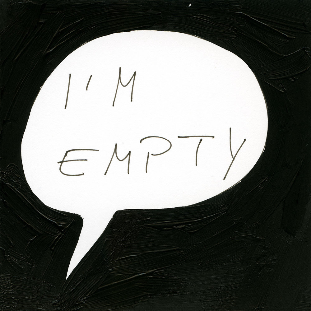 »empty«  Personal Work