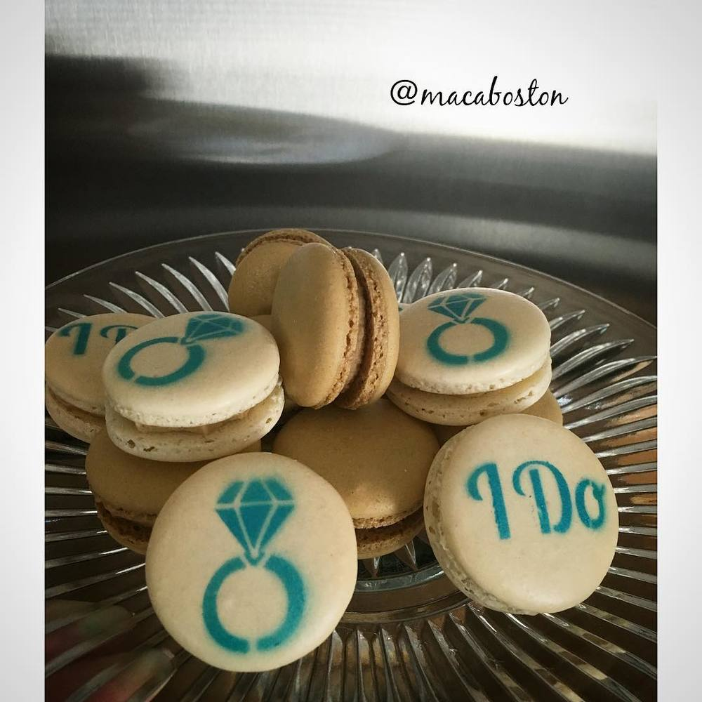Bridal Shower macas