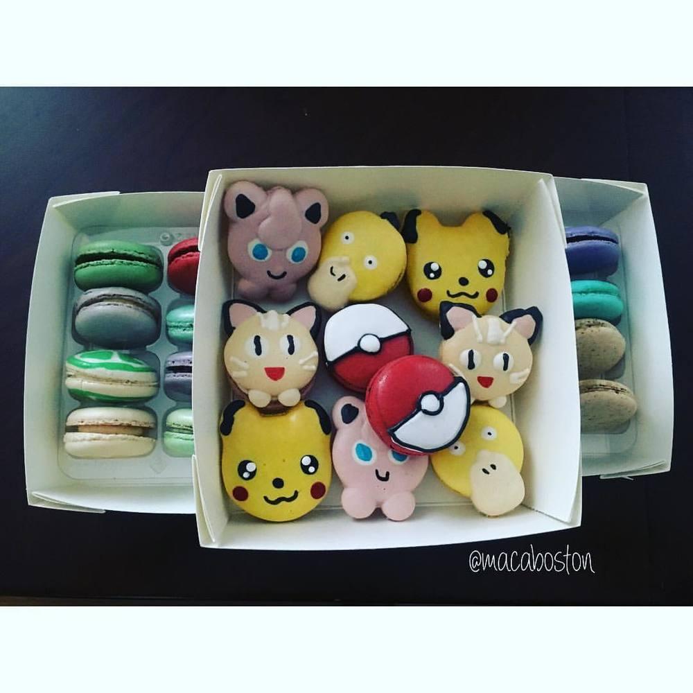Pokemon boxes!