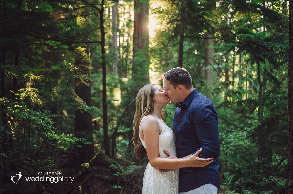 Yaletown-Wedding-Gallery-Vancouver-Engagement-Session-Stanely-Park-Forest-photo