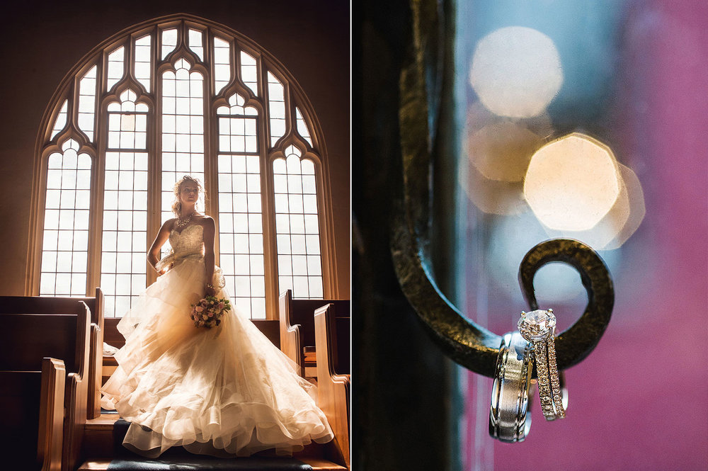 bridal-portrait-church-window-wedding-rings-bokeh-vancouver-wedding-yaletown-photography-photo