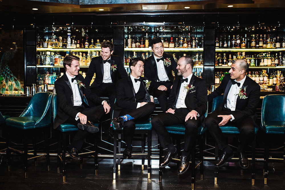 groom-groomsmen-prohibition-bar-rosewood-hotel-georgia-vancouver-vintage-wedding-yaletown-photography-photo
