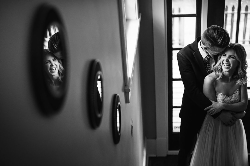 bride-and-groom-first-look-vancouver-wedding-yaletown-photography-photo