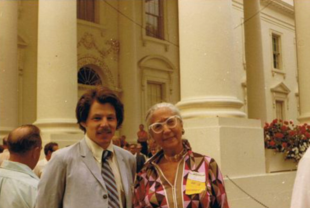 ATHE Convention: 1974  Philip G. Bennett and Sonia Moore