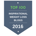 2016 Badge Weight Loss Top Blogs