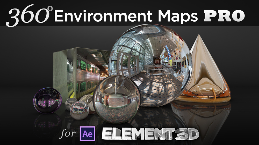 View this product for Element 3D