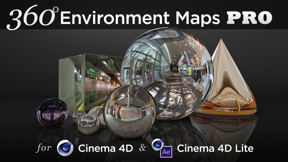 View this product for Cinema 4D / C4D Lite