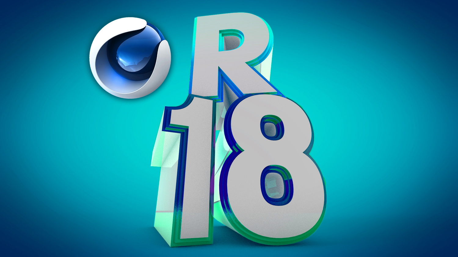 Cinema 4D R18 - Shadow Catcher, a new Material for 3D Compositing