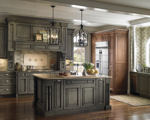 Medallion Cabinetry | St. Andrews & Appaloosa