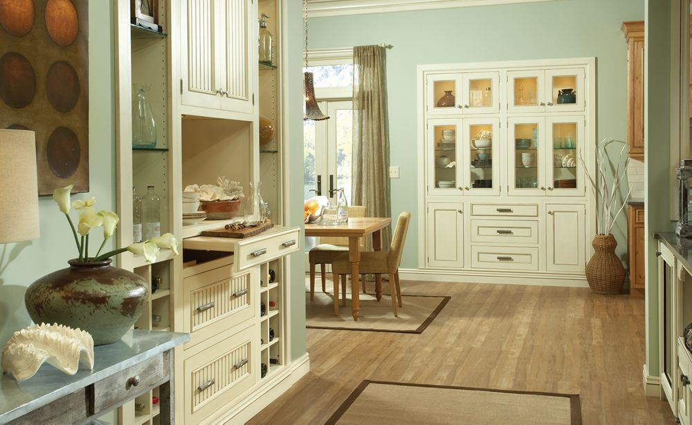 Medallion Cabinetry | Style: Catalina & Piccadilly