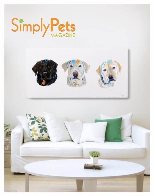 Save 25% by subscribing to Simply Pets Magazine now!  Limited time offer.