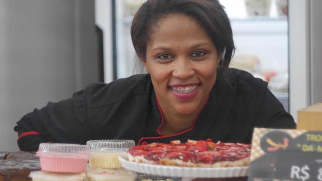 Chef Aneliza Caetano