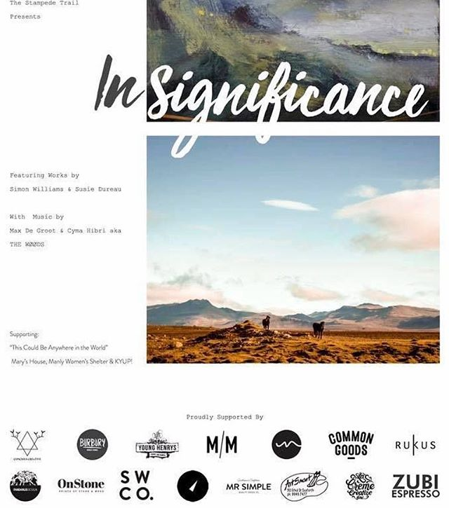 "We are so stoked to be a part of this powerful and inspiring movement! This is everything The Happiness Compass loves! ⠀ ⠀ InSignificance is centred around a collection of images and art inspired by the vastness and sheer beauty of Iceland. The magnitude of the mountains and mother earth herself inspired both artists to look beyond the self. Realising that we are part of something much bigger. ⠀ ⠀ Friday November 24, Modern Movement Yoga Studio, Mona Vale, NSW, Australia. ⠀ ⠀ This event is more than just a collection of talented creatives coming together, it is representing and supporting a worthy cause - 'This Could Be Anywhere in the World' - a global film initiative created by The Stampede Trail to support victims of family abuse. ⠀ ⠀ Using art as a catalyst for change. ⠀ ⠀ It is said that ""what you do in your life is insignificant, but it is important that you do it""... A community coming together, to offer their love, their light, their support will make a SIGNIFICANT impact on those who need it. Join us and some cool companies like @younghenrys @burburywholefoods @modernmovementyoga @simplewatchco @mrsimplegoods @rukuscafe @zubi_cafes ⠀ #happiness #mindfulness #psychology #positivepsychology #emotionalintelligence #resilience #exploration #presence #knowyourself #meaning #purpose #happy #acceptance #freedom #fulfilment #attitude #relationships #success #business #health #wealth #travel #flourish #entrepreneur #startup #socialenterprise #writer #speaker #clothing"