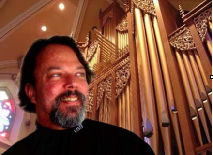 RICH PITRE         Choir Director and Organist    -