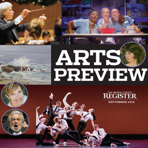 Fall Arts Preview   The Orange County Register September 9, 2018