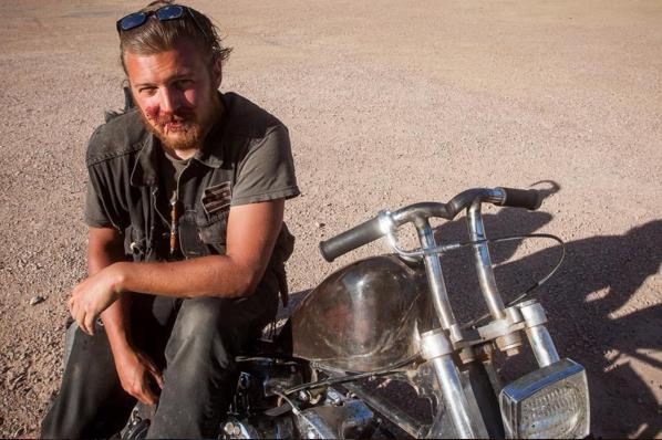 Josh Kurpius / Biker