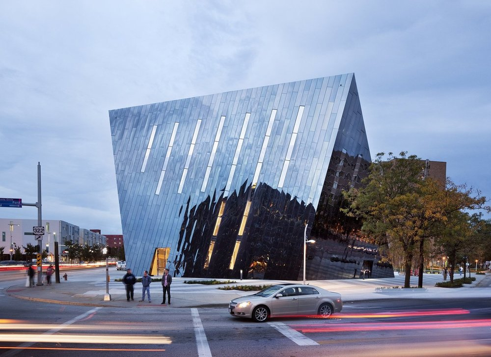 MoCA Cleveland - Farshid Moussavi Architecture - Photo by Dean Kaufman