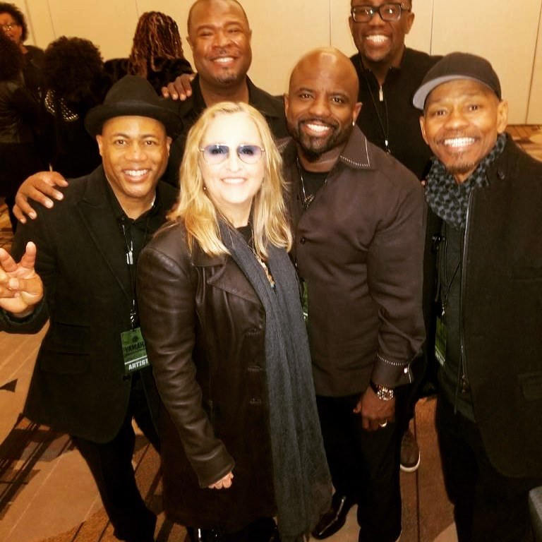 Melissa Etheridge NAMM 2018