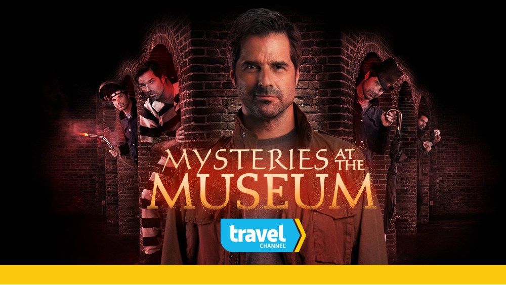 """Mysteries at the museum"" [tv series]   exclusive release in 2018"