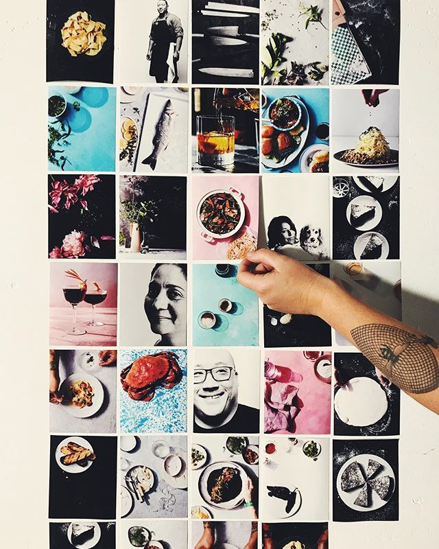 Bonus shot wall filling up! Started this am with a delicious cocktail from @woodtavern and ending the day with @vikschaat .. so I'm pretty much in photoshoot heaven #eastbaycooks Thanks to all the amazing chefs that participated and brought all their passion, talent and deliciousness to set this week! 🙌🏼 Love and respect to you all ✌🏼️ @nora_haron @gatherberkeley @tamarindo468 @hutchoakland @berkeleysocialclub @alamaroakland @eastendalameda @bardorestaurant @oaktownspice @mockingbirdoakland @noodle_theory @limewoodbarandrestaurant @walnutcreekyachtclub @oaklandchopbar @acoterestaurant @grandlakekitchen @curryupnow @shakewelloakland @sabiopleasanton @batchpastries @marzanorestaurant @lamarchaberkeley @belcampomeatco Gaumenkitzel @oldtownedanvillebakery @barrancokitchen @duendeoakland @a16rockridge @componerefinecatering @thewolfoakland @yangpeng @woodtavern @millenniumrestaurant @nido510 @pizzaanticalafayette @thelocalbutchershop @thegastropig @vikschaat @jenbiesty @duendepaul @naomimacd @mackceramic props by @mackclaire 👋🏼
