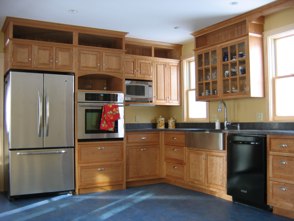 Residential kitchen remodel, Shelburne Falls MA