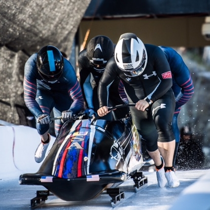 Geoff G., Olympic Team USA Bobsled -